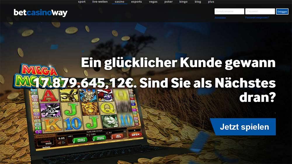 online casino höchste gewinnchancen