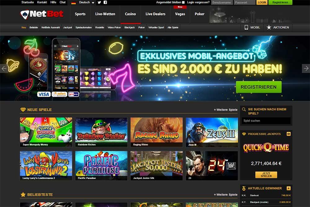 casino online poker welches online casino